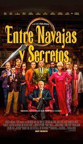 ENTRE NAVAJAS Y SECRETOS en la cartelera de cine de Mar del Plata