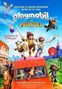 PLAYMOBIL: LA PELICULA - 2D CAST