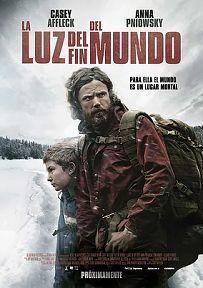 LA LUZ DEL FIN DE MUNDO en la cartelera de cine de Mar del Plata