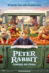 PETER RABBIT: CONEJO EN FUGA