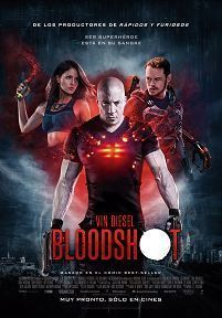 BLOODSHOT - 2D CAST