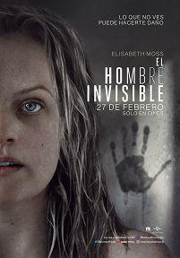 EL HOMBRE INVISIBLE - 2D CAST
