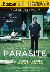 PARASITE - 2D SUB en Mar del Plata