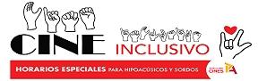 FUNCIONES INCLUSIVAS EN CINES DEL PASEO ALDREY